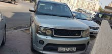 Used condition Land Rover Range Rover Sport 2006 with +200,000 km mileage