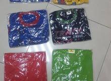 عدد 5000 قطعه فساتين وملابس اطفال للبيع