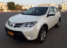 Toyota Rav4 2014 (Oman Car)