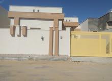 منازل للبيع بعين زارة الاربعة شوارع المخفيات بالقرب من زويتة