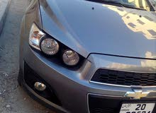 Used condition Chevrolet Sonic 2012 with 80,000 - 89,999 km mileage