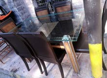 Used Tables - Chairs - End Tables with high-ends specs