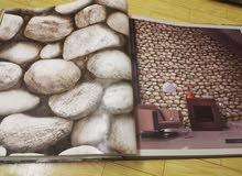 ورق جداران كورى مساحه اللفه 16متر مربع