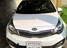 Kia Rio 2016 For sale - White color