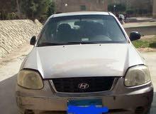 Used Hyundai Verna in Cairo