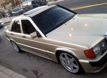 Used Mercedes Benz E 190 in Sahab