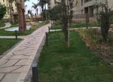 شقه 136م في كمبوند صبور التجمع فيو روعة واستلام فوري