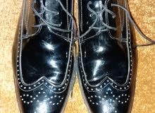 حذاء تركي كلاسيكي استعمال نص ساعه