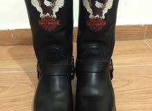 حذاء هارلي ديفدسون الاصلي