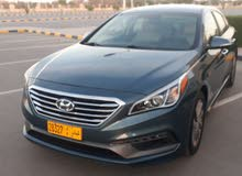 Green Hyundai Sonata 2015 for sale