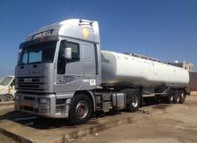 راس اوربي للبيع مع خزان وقود 40000 لتر اوربي