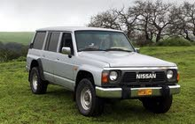 Nissan Patrol car for sale 1989 in Bidiya city