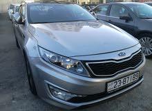 كيا5 2013 فل كامل وارد كوري للبيع