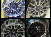original wheels for all Range Rover