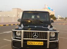Mercedes Benz G 63 AMG car is available for sale, the car is in Used condition