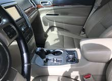 Jeep Grand Cherokee car for sale 2012 in Muscat city