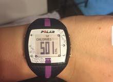 ساعة رياضية عالمية ماركة polar
