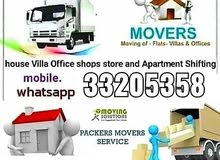 house villa office shop stor professional movers packers best service