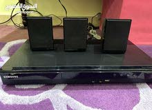 Samsung speakers with DVD player