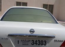 نيسان صني 2005  فل أوتوماتيك ، مكينة  1٫3  ترخيص الشارقة  موجودة في أبوظبي  نظيف
