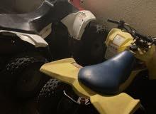 للبيع دراجتين عدد 2