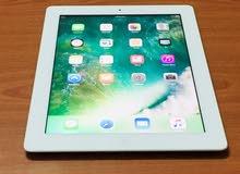 iPad 4 storage 32GB