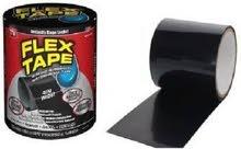 اللاصق السحري فليكس تاب flex tape شريط متين مصنوع من المطاط المضاد لتسرب الماء