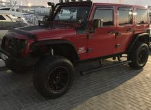 Jeep Wrangler  shara  unlimited2012 super clean outside and inside free accident