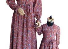 فستان الام وابنتها