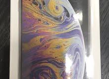 I Phone X s max new