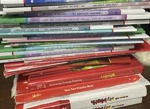 لدي كتب لKg1و2وصف الاول منهج امريكي
