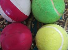 للبيع 30 كرة ب 100 درهم