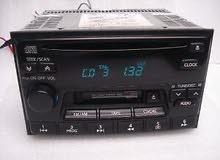 راديو FM/AM نيسان التيما (الموديلات في الوصف)