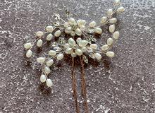 Elegant Handmade Pearl Hair Pins