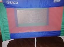 سرير أطفال GRACO بحالة ممتازة