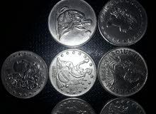 دولار أمريكي قديم