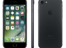 Used Apple iPhone 7  128gb black/silver/red colour device for sale