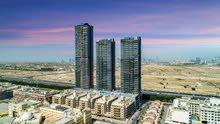شقق جديدة للبيع بموقع مميز في دبي اقساط على أربع سنوات