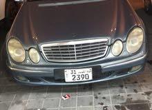 سياره مرسيديس E240/موديل 2004