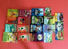 Different Kids Books 2 RO each