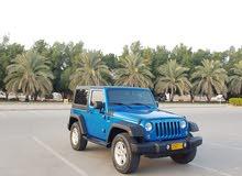 jeep Wrangler Jk Sport 2015 Automatic Blue رانجلر سبورت 3.6L