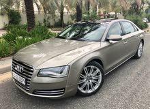Audi A8L 4.2
