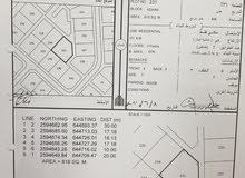 ارض سكنية مربع عدن العامرات