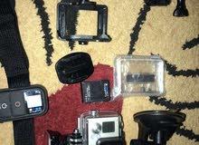 كاميرا غطس قوبرو هيرو 3 بلس GoPro Hero 3+ الأصلية تصور 4K