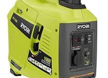RYOBI Inverter Generator 1000w
