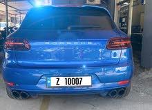 نمرة سيارة للبيع Z 10007