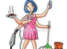 نوفر بالضمانات للمنازل جميع انواع العمالة المنزلية