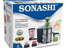 خلاط إحترافي SONASHI متعدد الإستعمالات