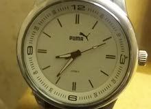 ساعة للبيع نوع بوما - ستايل كتيير على اللبس