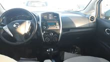 Used condition Nissan Versa 2015 with  km mileage